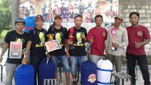 Daftar Juara Latpres Sekaran BC Lamongan 12 Juni 2017