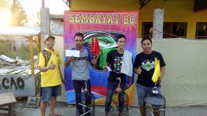 Daftar Juara Latpres Sembayat BC Gresik 20 Agustus 2017