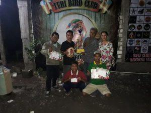New LBC juara umum Bird Club