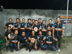 Panitia Turi BC bersama Tim Juri Panji 14