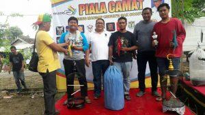 Daftar Juara Camat Cup Ujung Pangkah Gresik 5 November 2017