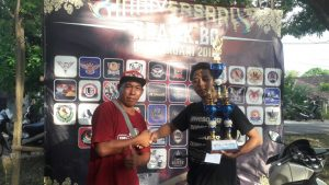 B-SF juara umum Single Fighter