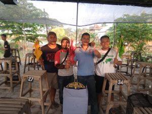 Latpres Sumpah Pemuda Saktonggo BC Lamongan 28 Oktober 2018
