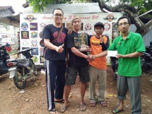 Daftar Juara Latpres Takerant BC Lamongan 28 November 2018