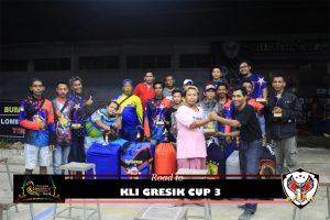 Duta Khofifah Cup juara umum BC