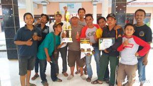 Arjal BC juara umum Blawi Bonorowo BC