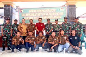 Crew Blawi Bonorowo BC feat Koramil Karangbinangun