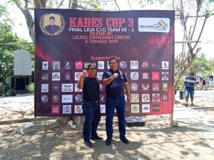 Kades Cup 3 Ujung Pangkah Gresik 6 Oktober 2019