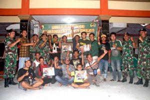 WKS 09 BC juara umum