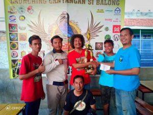 Duta BOB 2019 juara umum Latpres Sembayat BC