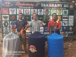 Latber Takerant BC Lamongan 20 November 2019