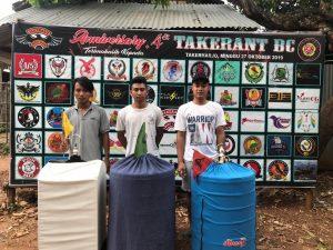 Latber Takerant BC Solokuro Lamongan 4 Desember 2019