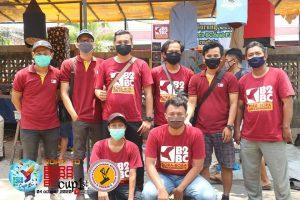Crew Bora Bora BC Gresik